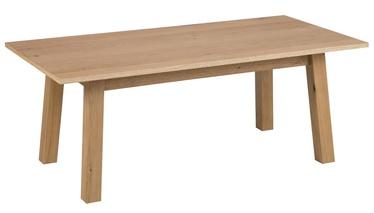 Home4you Coffee Table Chara Oak AC67858