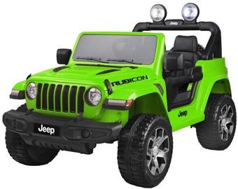 Akumuliatorinė mašina Jeep Wrangler Rubicon
