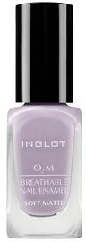 Inglot O2M Breathable Nail Enamel Soft Matte 11ml 508