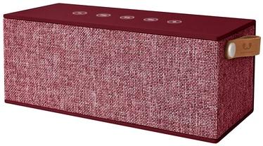 Belaidė kolonėlė Fresh 'n Rebel Rockbox Brick XL Fabriq Edition Ruby