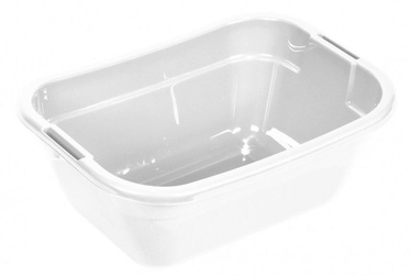 Plast Team Laundry Basin Oval 23l White