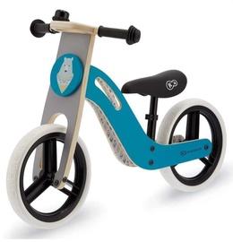 Балансирующий велосипед Kinderkraft Uniq Turquoise