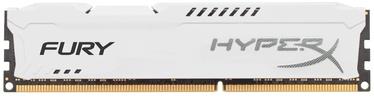 Kingston 4GB DDR3 PC12800 CL10 DIMM HyperX Fury White HX316C10FW/4