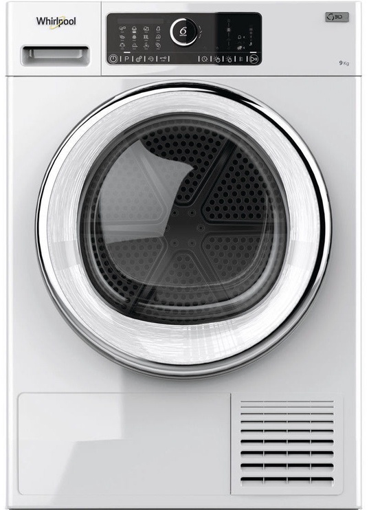 Whirlpool Dryer STU92XEU White