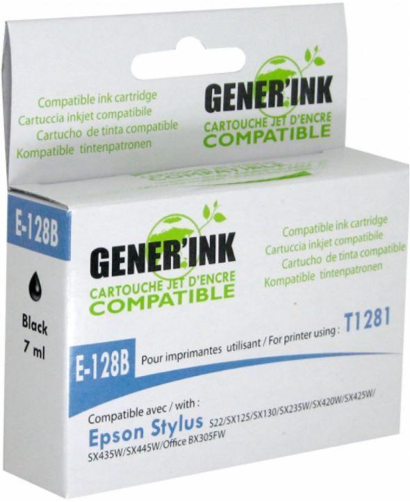 Кассета для принтера GenerInk Cartridge for Epson 11ml Black