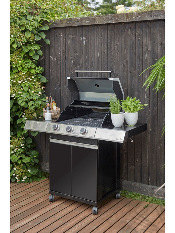 BARBEQUE KETTLE GAS 3 BURNERS K103AA3 (CELLO)