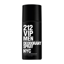 Carolina Herrera 212 VIP Men 150ml Deodorant