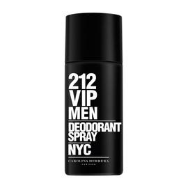 Vyriškas dezodorantas Carolina Herrera 212 VIP Men, 150 ml