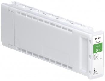 Кассета для принтера Epson UltraChrome PRO 12 T44JB40, зеленый, 700 мл