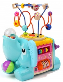 Brimarex Motor & Senses 5in1 Elephant Activity Cube