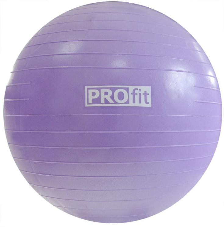 ProFit Exercise Ball 65cm Purple