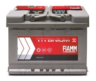 Fiamm L2B 60P, 60 Ah, 600 A, 12 V
