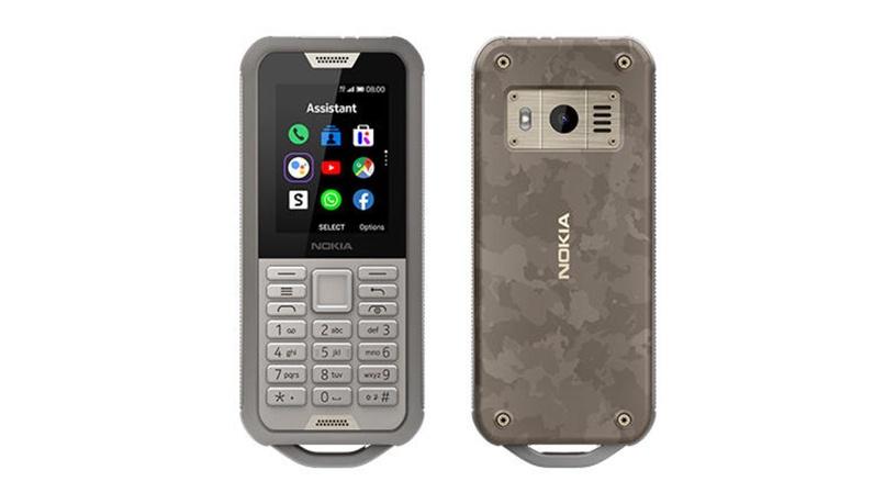 Nokia 800 Tough Dual Desert Smėlio Spalvos