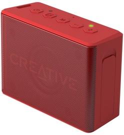 Belaidė kolonėlė Creative Muvo 2c Wireless Speaker Red