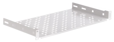 Netrack Equipment Shelf 19'' 1U/250mm Grey