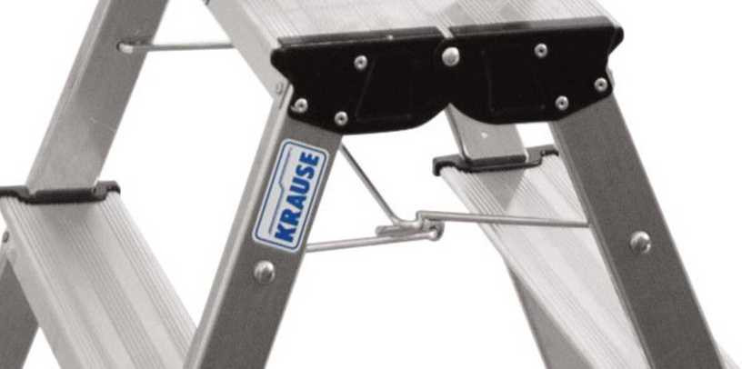 Krause Double-Sided Foldable Ladder Rolly 130068