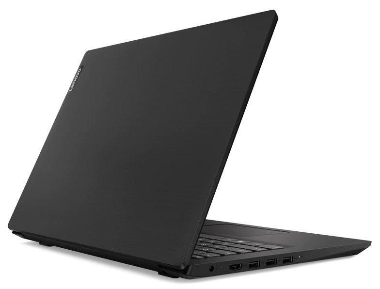 Lenovo IdeaPad S145-14IWL Black 81MU00FGLT