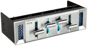 Lamptron FC9 Fan Controller Silver