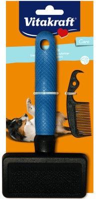 Vitakraft Dog Plastic Brush 31388