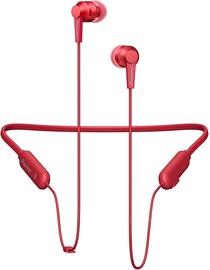 Belaidės ausinės Pioneer SE-C7BT Red
