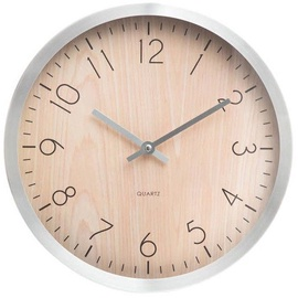 4Living Wall Clock 30.5cm Wood