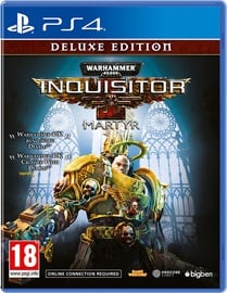 Warhammer 40,000: Inquisitor – Martyr Deluxe Edition PS4