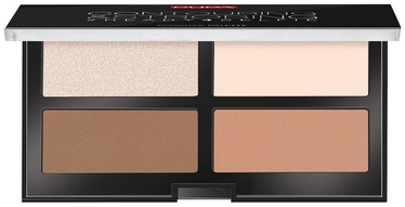Pupa Contouring & Strobing Powder Palette 17.5g 001