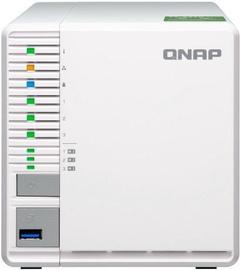 QNAP Systems TS-332X-2G 3-Bay NAS 3TB SSD