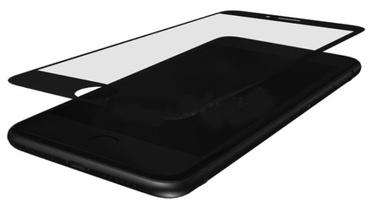 3MK Hard Glass Screen Protector For Apple iPhone 8 Black