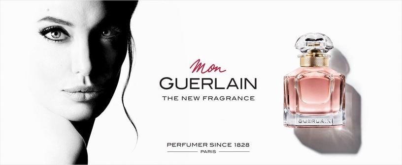 Набор для женщин Guerlain Mon Guerlain 30 ml EDP + 75 ml Body Lotion