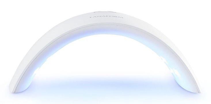 Lanaform Manicure Pedicure Nail Lamp LA130513 White