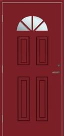 Lauko durys Viljandi Cristine 4RK, 2088 x 990 mm, kairinės