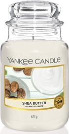 Yankee Candle Classic Large Jar Shea Butter 623g