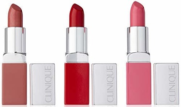 Clinique Pop Lip Colour + Primer Trio 11.7g
