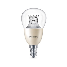SPULDZE LED P50 8W E14 WW CL WGD 806LM (PHILIPS)