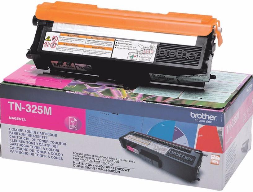 Lazerinio spausdintuvo kasetė Brother TN-325M Magenta