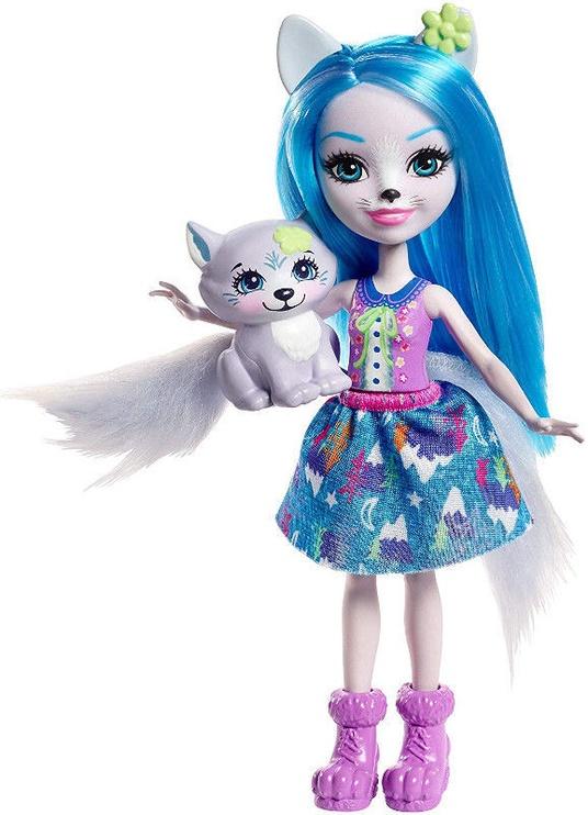Кукла Mattel Enchantimals Wolf FRH40