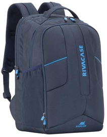 "Rivacase Backpack Borneo 17.3"" Dark Blue"