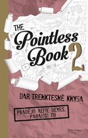 Knyga The Pointless book 2