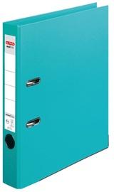 Herlitz Max File A4/5cm Turquoise