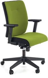 Офисный стул Halmar Bravo C-11, черный/зеленый