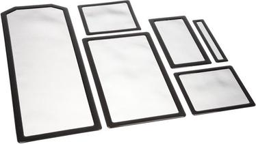 DEMCiflex Dust Filter Black DF0513 Set For Corsair 760T