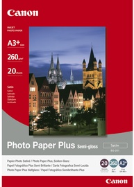 Canon SG-201 Photo Paper+ A3+ Semi-gloss 20 Pages