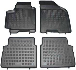 REZAW-PLAST Chevrolet Kalos 2004-2007 Rubber Floor Mats