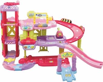Vtech Tut Tut Baby Racer Garage Pink 80-180054