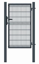 Garden Center Gate 100X173cm Grey