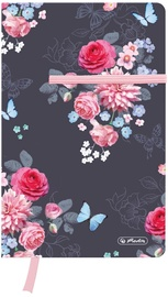 Herlitz Notebook Young A5/88 Ladylike Flowers