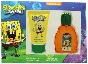 Nickelodeon SpongeBob Squarepants SpongeBob 50ml EDT + 75ml Shower Gel