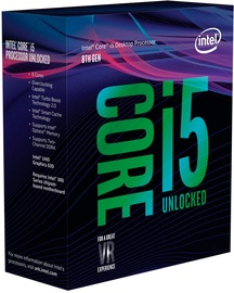 Intel® Core™ i5-8600 3.1GHz 9MB BOX BX80684I58600SR3X0
