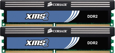 Corsair XMS2 2GB 800MHz CL5 DDR2 KIT OF 2 TWIN2X2048-6400